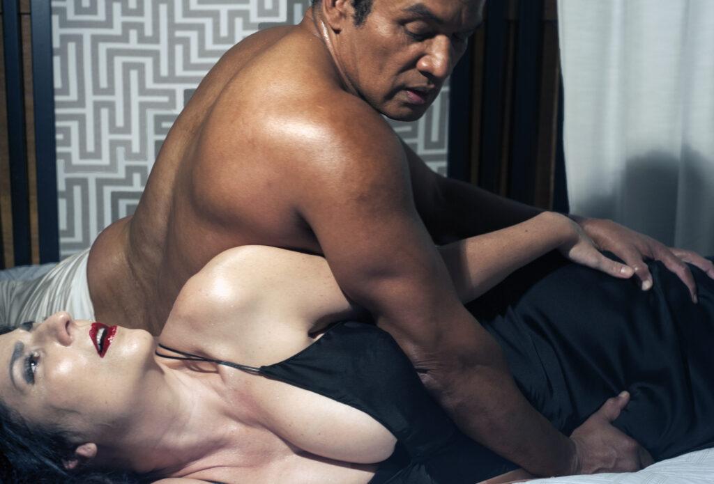 Sobre a minha participação na peça 'Anjo Negro', de Nelson Rodrigues e direção de Antonio Quinet