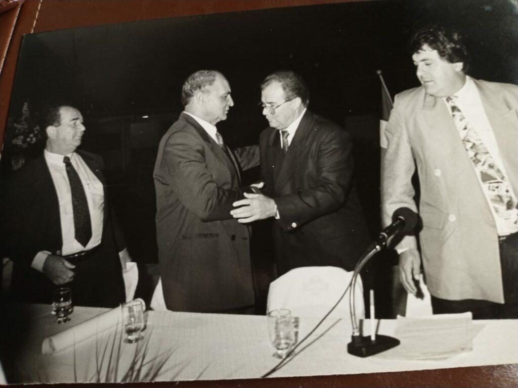 Idenor Machado e a 'República' de Ribeirão dos Índios no Distrito de Panambi