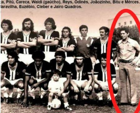 'Coração de Leão': Covid tira de campo Merces Dias, que foi jogador e técnico do Ubiratan