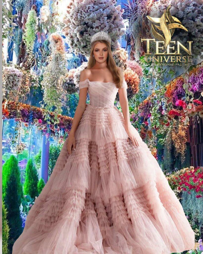 Letícia Schamne é o Brasil no Miss Teen Universe 2021 que acontecerá na Nicarágua