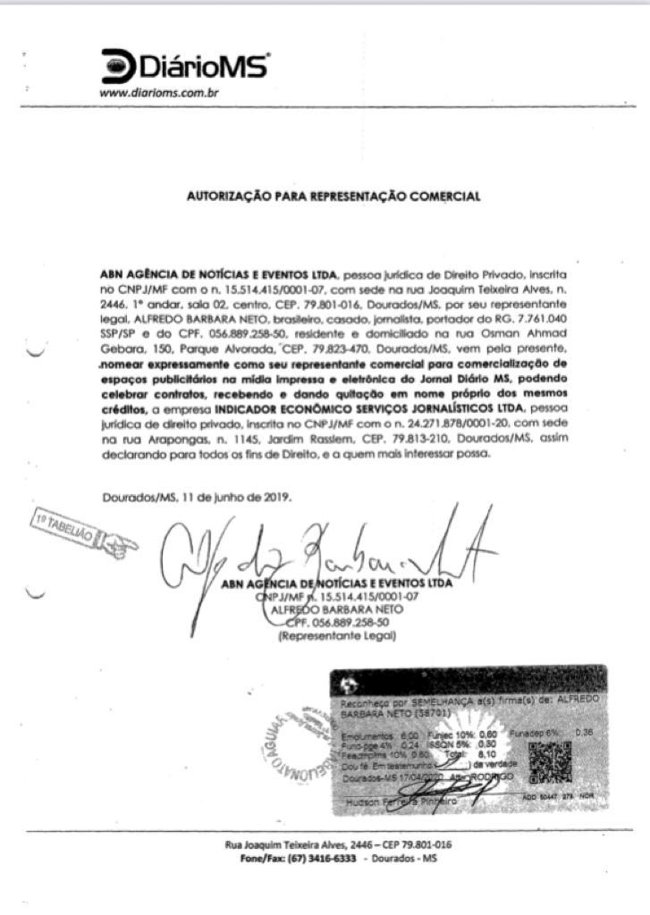 Alfredo Barbara tentou devolver R$ 37 mil que recebeu indevidamente da Câmara